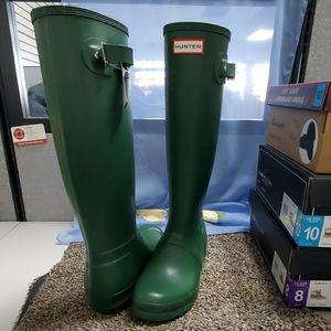"""Women's Original Tall Snow Boot for """"Hunter green:"""